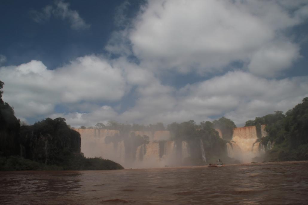 Cataratas de Iguazú 2017