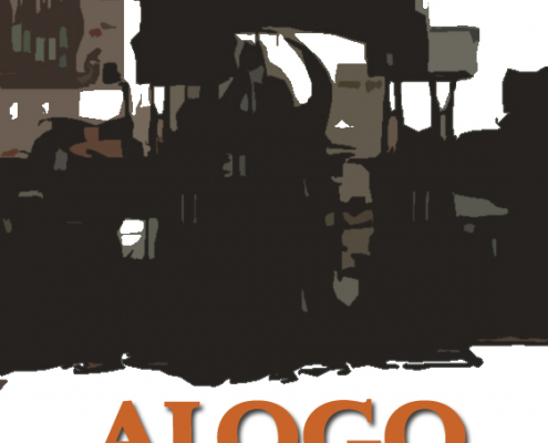 Alogo cortometraje de Marcos Chanca